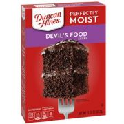 Devil's Food Cake Mix (Duncan Hines)